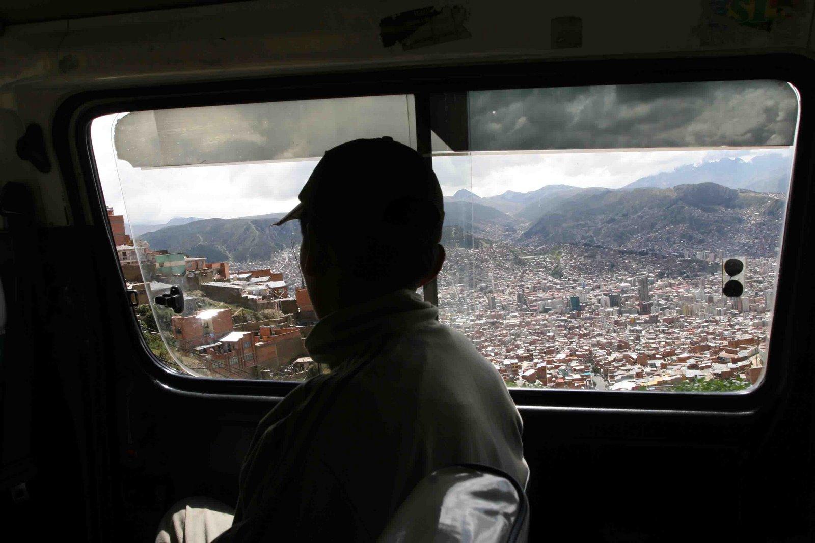 La Paz, por Álex Ayala