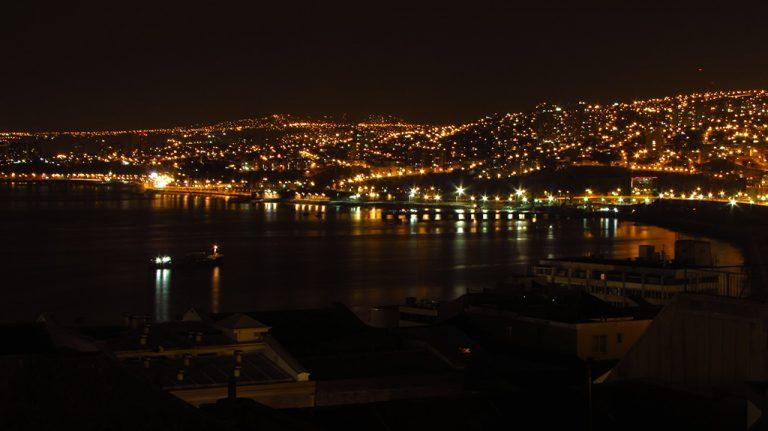 valparaiso noche