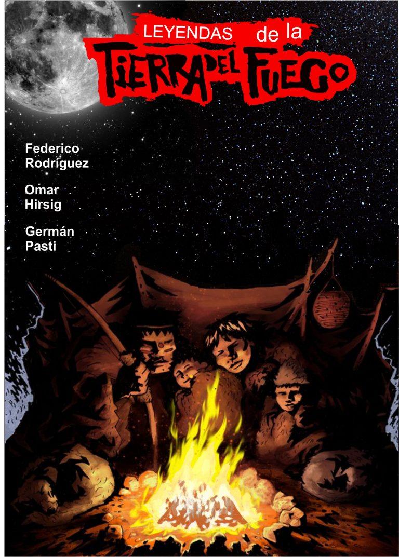 Leyendas de la tierra del fuego-